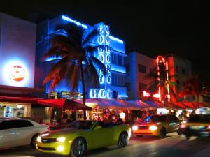 Carros em Miami