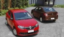 Novo Renault Logan 2016