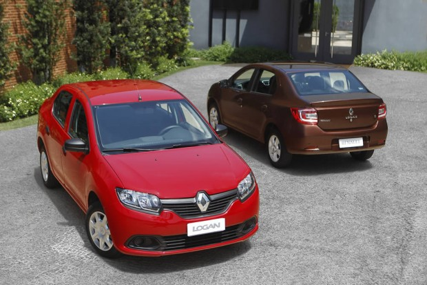 Novo Renault Logan 2015