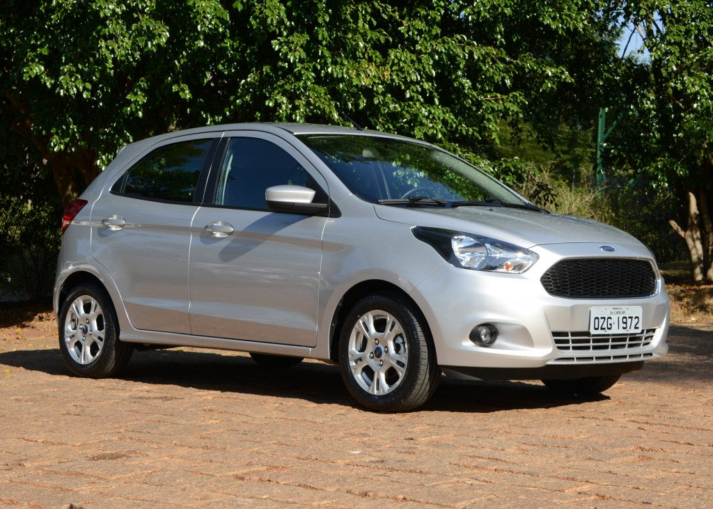Financiamento Novo Ford Ka 2015