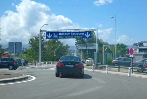 Alugar carro na França