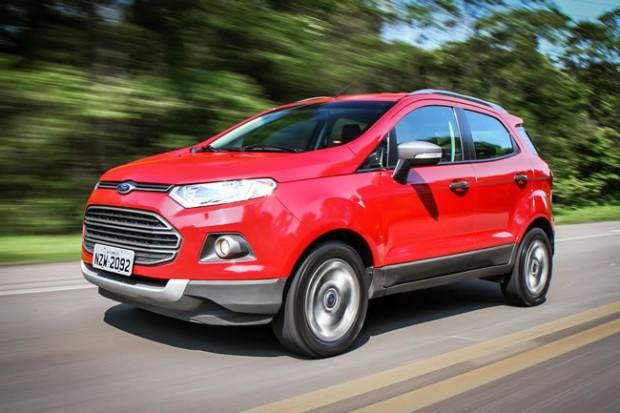 Simulação de Financiamento: Ford EcoSport 2015