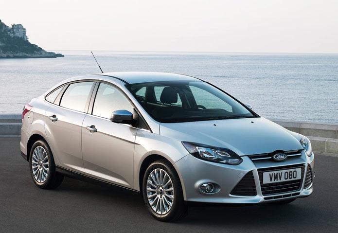Simulação de Financiamento: Ford Focus Sedan 2015