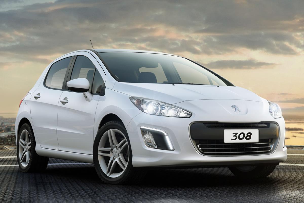 Simulação de Financiamento: Peugeot 308 2015