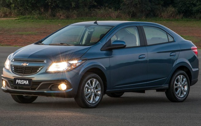 Simulação de Financiamento: Chevrolet Prisma LT 1.4 2015