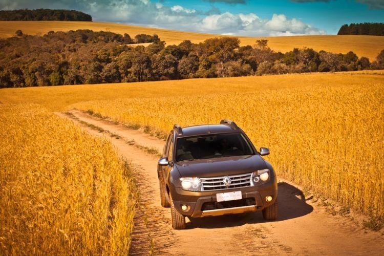 Simulação de Financiamento: Renault Duster 2015