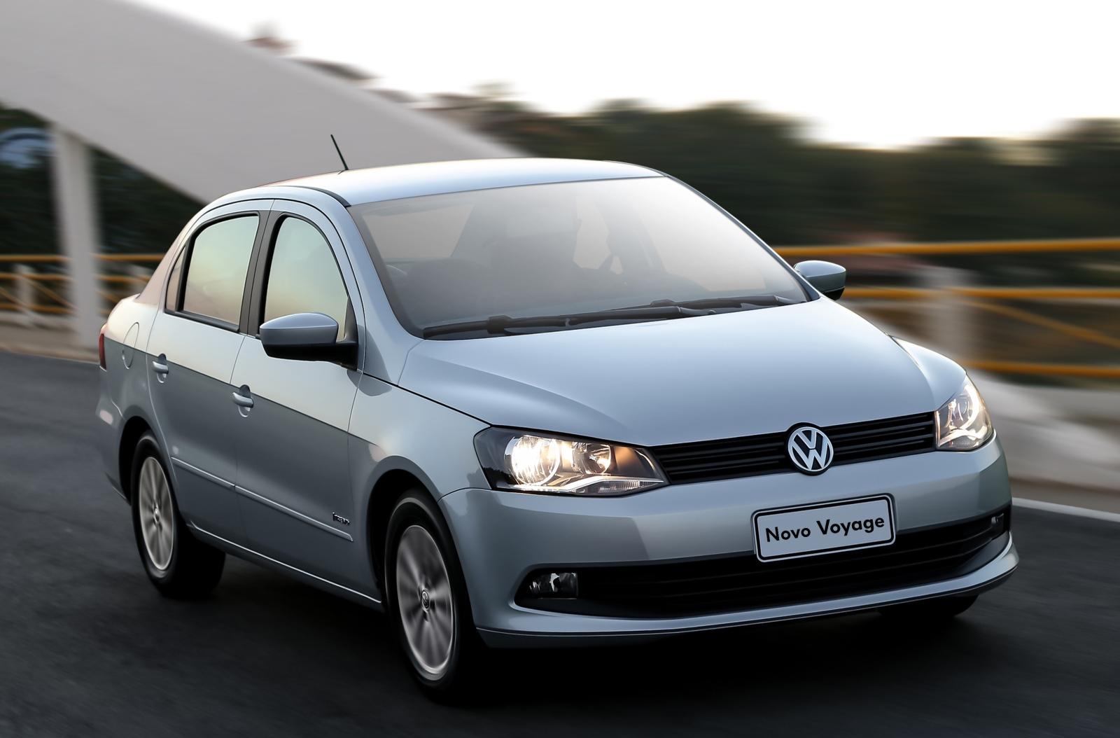Simulação de Financiamento: Volkswagen Voyage 2015
