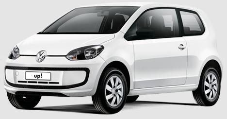 Simulação de Financiamento: Volkswagen Up 2015