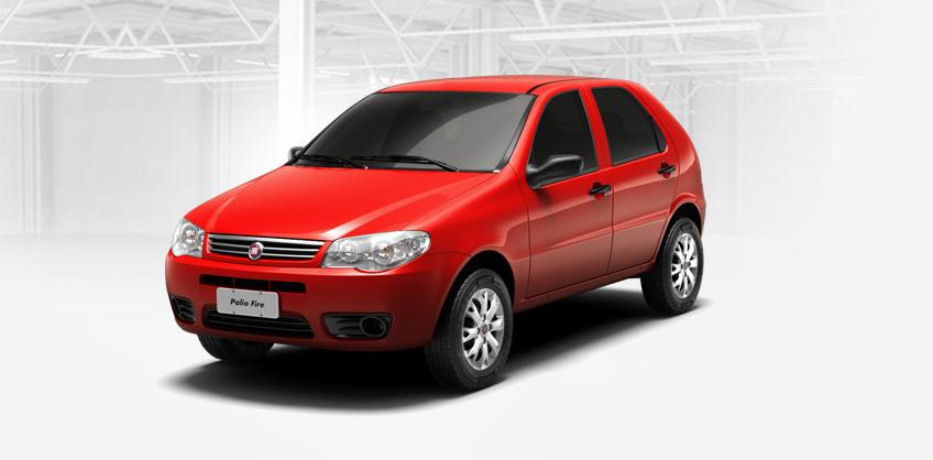 Simulação de Financiamento: Fiat Palio Fire 2015