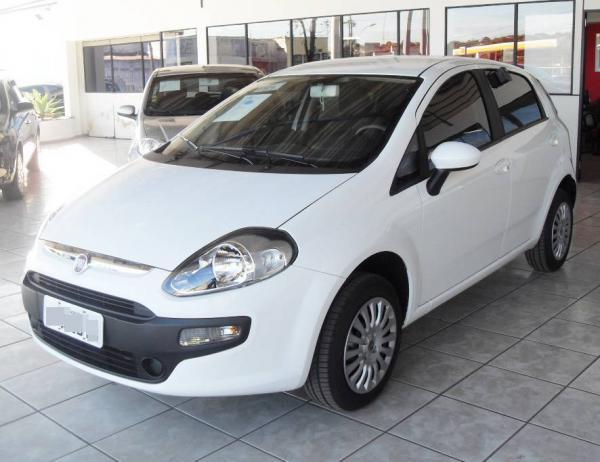 Simulação de Financiamento: Fiat Punto Attractive 1.4 2015