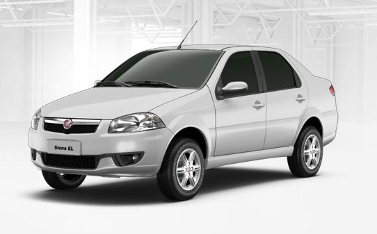 Simulação de Financiamento: Fiat Siena EL 1.4 2015
