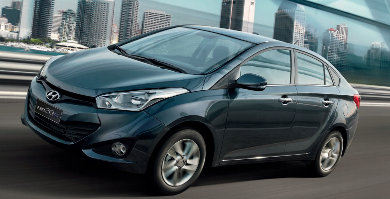 Financiamento: Hyundai HB20S 2015