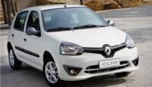 Simulação de Financiamento: Renault Clio 2015