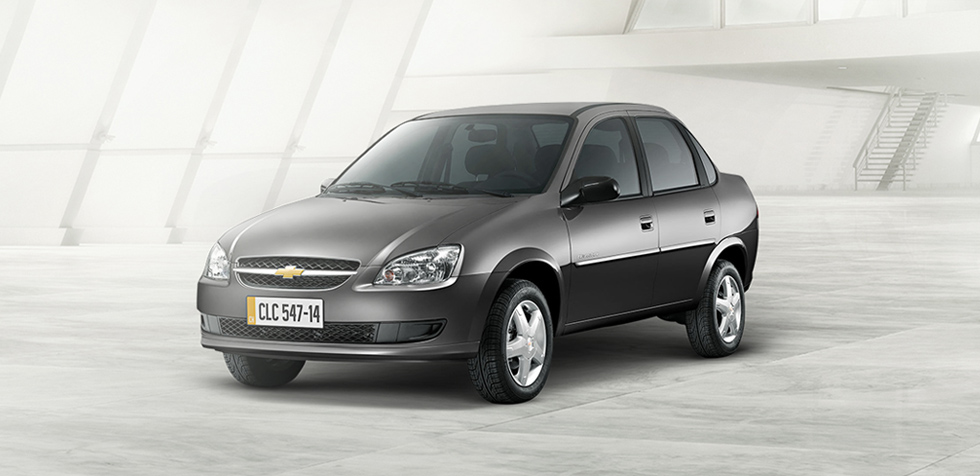 Chevrolet Classic 2015: Simulação de Financiamento