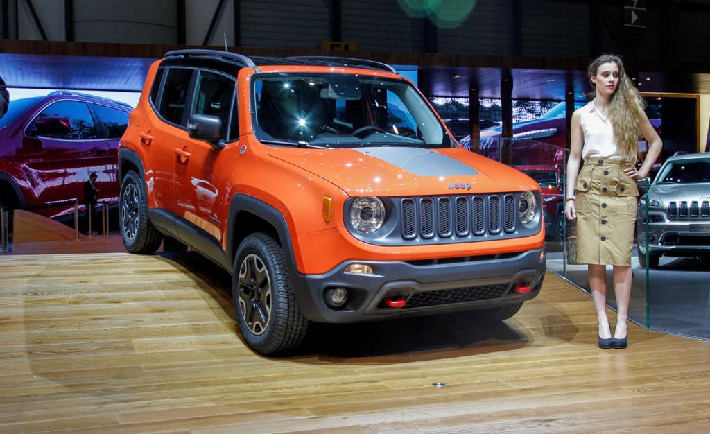 Lançamentos 2015: Jeep Renegade