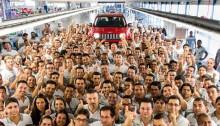 Jeep começa a montar o Renegade no Brasil