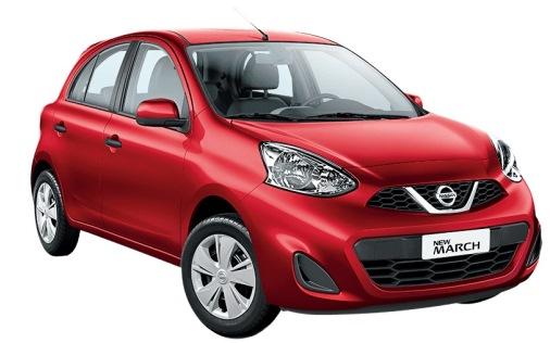 Super oferta: Nissan New March 1.6 a preço de 1.0