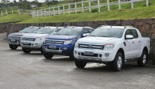 Simulação de Financiamento: Ford Ranger XLS 2.5 Flex 2015