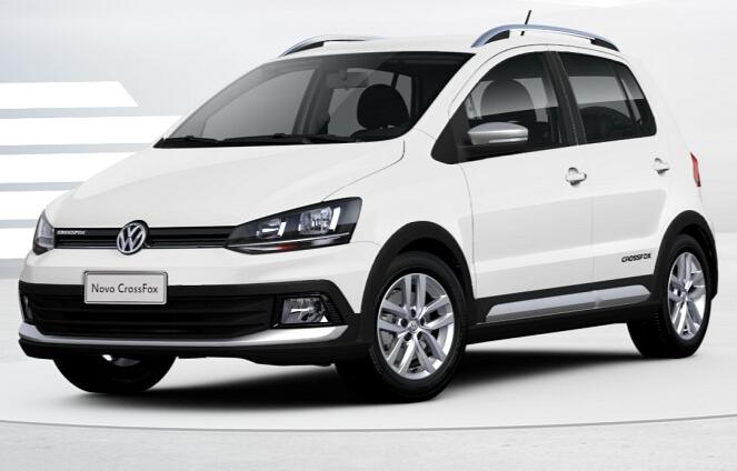 Simulação de Financiamento: Volkswagen CrossFox 2016