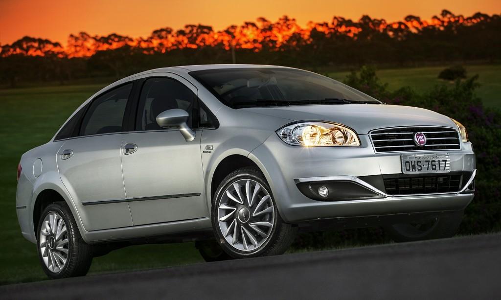 Simulação de Financiamento: Fiat Linea 2016