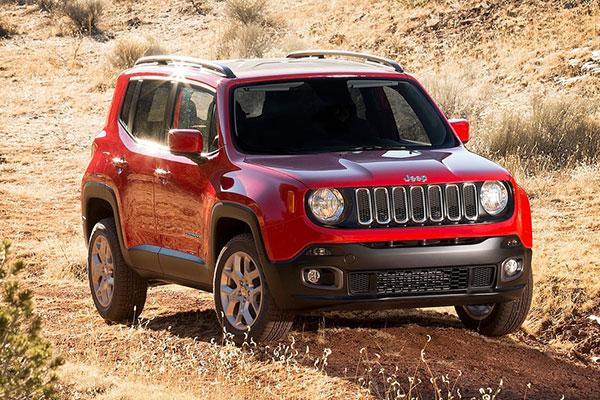 Simulação de Financiamento: Jeep Renegade 2016
