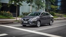 Simulação de Financiamento: Nissan Versa 2016
