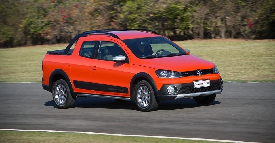Simulação de Financiamento: Volkswagen Saveiro Cross 1.6 CD 2015