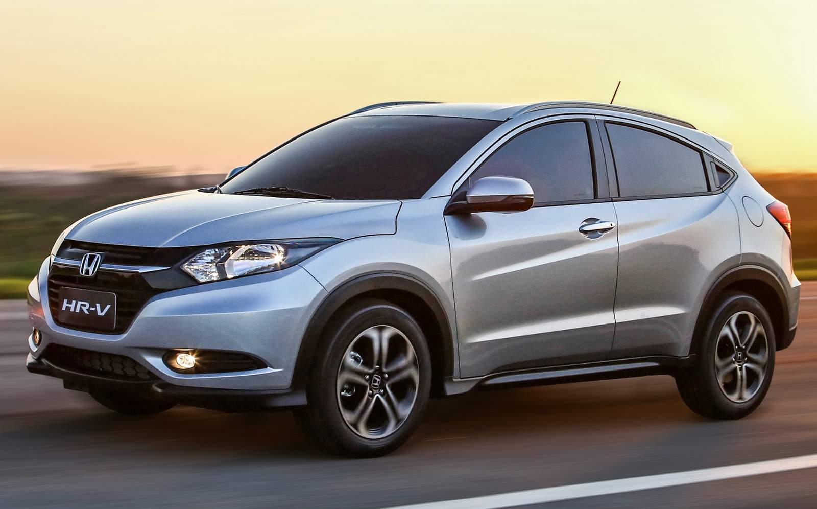 Simulação de Financiamento: Honda HR-V 2016