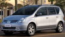 Simulação de Financiamento: Nissan Livina 1.6 MT Flex 2015