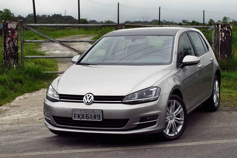 Simulação de Financiamento: Volkswagen Golf TSI 1.4 2015
