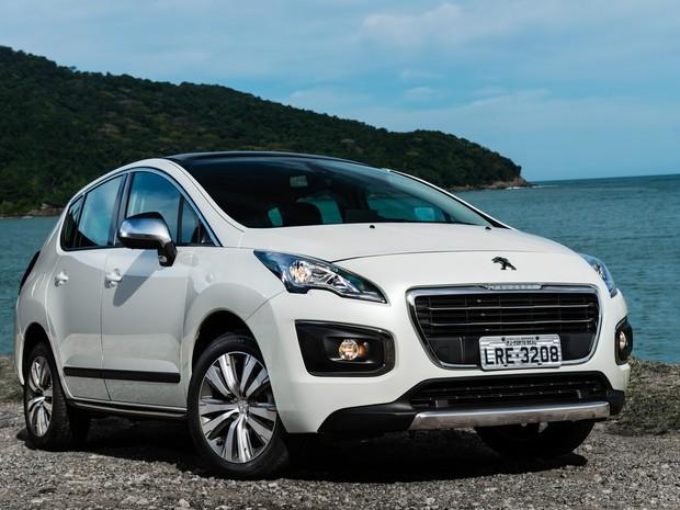 Simulação de Financiamento: Peugeot 3008 2016