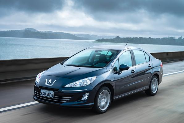 Simulação de Financiamento: Peugeot 408 2015