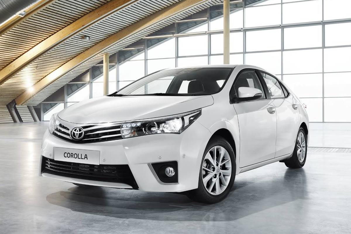 Simulação de Financiamento: Toyota Corolla 2016