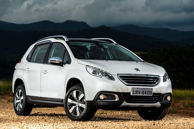 Simulação de Financiamento: Peugeot 2008 2016