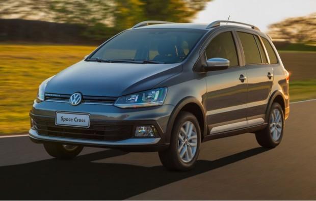 Simulação de Financiamento: Volkswagen SpaceFox 2016
