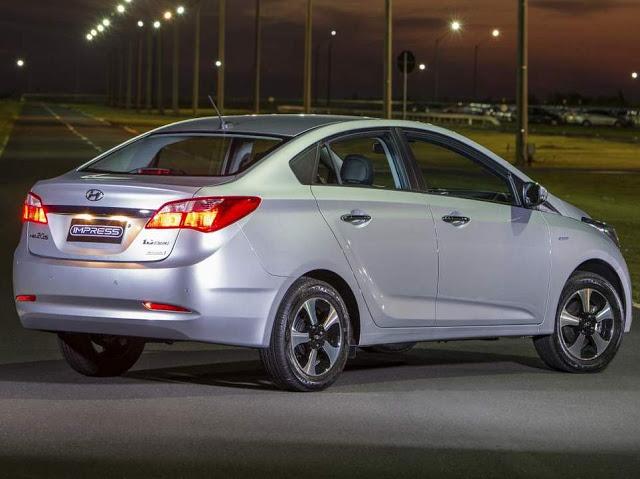 Simulação de Financiamento: Hyundai HB20S Impress 2015