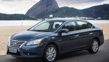 Simulação de Financiamento: Nissan Sentra 2016