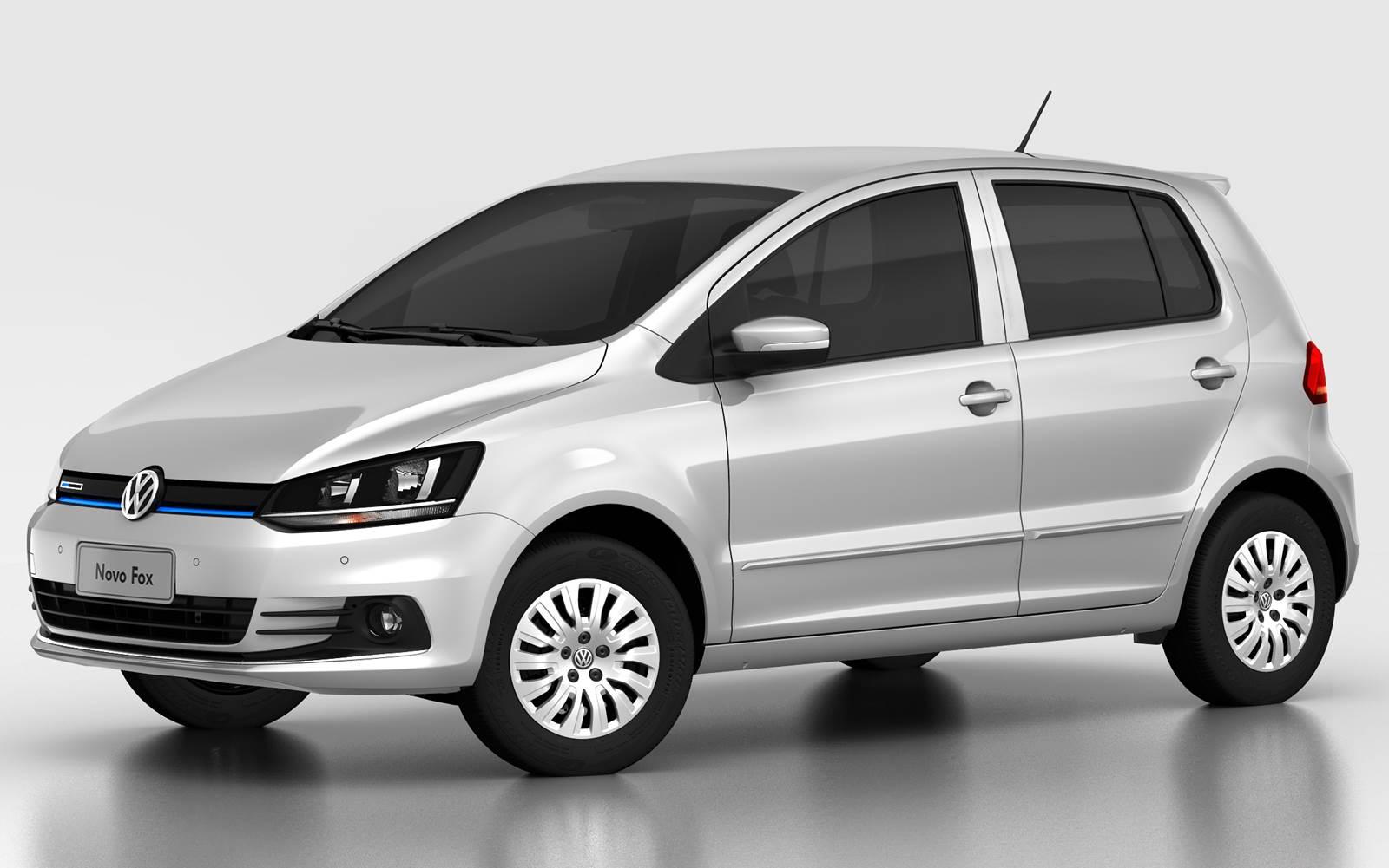 Simulação de Financiamento: Volkswagen Fox 2016