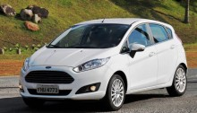 Simulação de Financiamento: Ford New Fiesta 2016