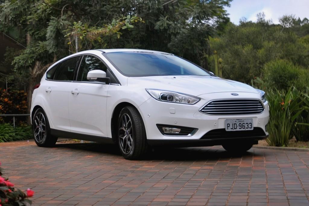 Simulação de Financiamento: Ford Focus 2016