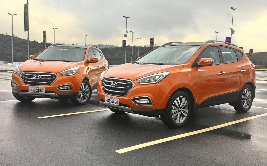Simulação de Financiamento: Hyundai ix35 2016