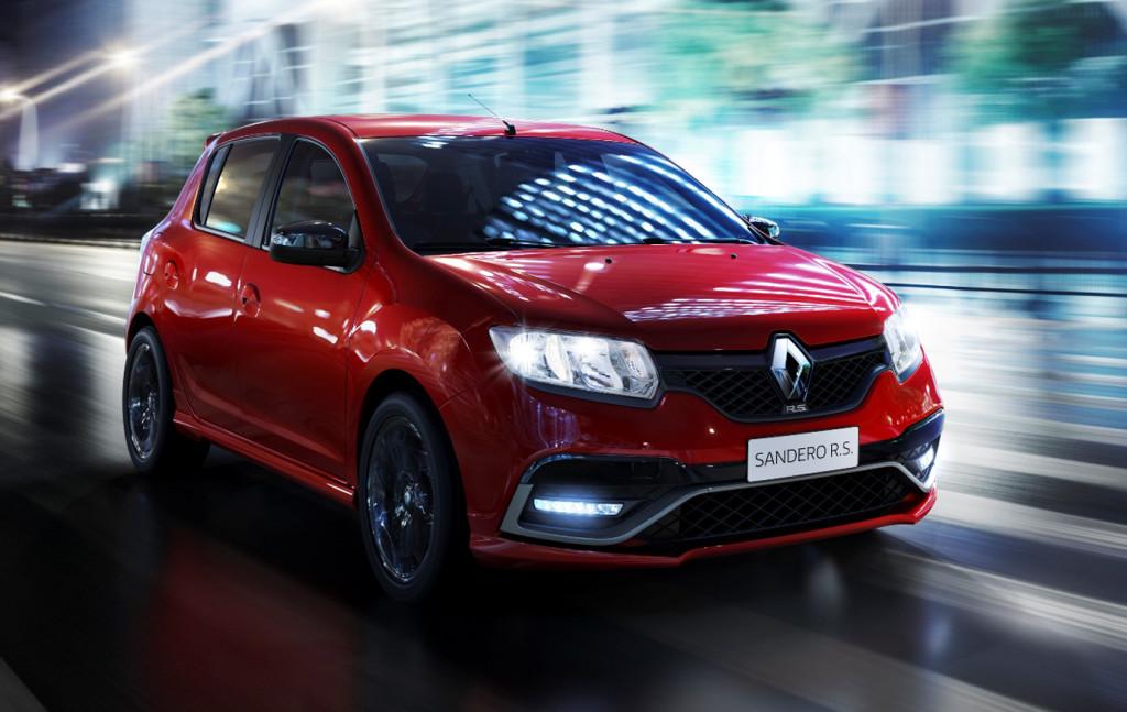 Simulação de Financiamento: Renault Sandero RS 2016