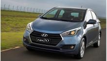 Hyundai HB20 2016: Simulação de Financiamento
