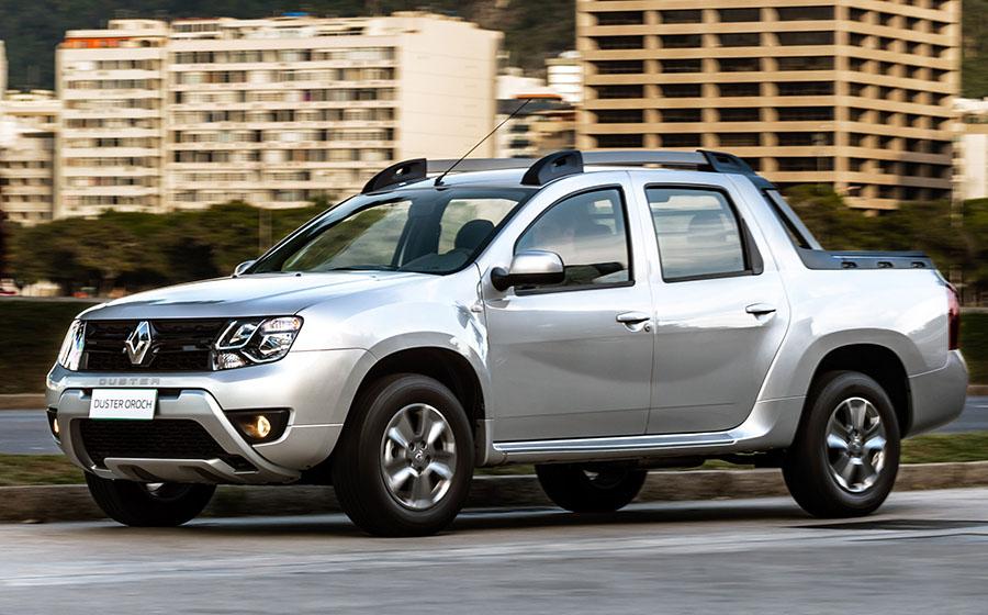 Renault Duster Oroch: Simulação de Financiamento