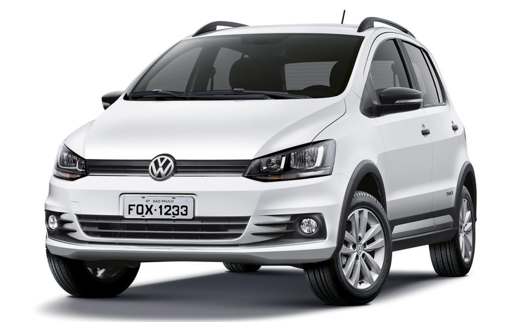 Volkswagen Fox Track 2016: Simulação de Financiamento
