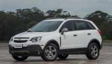 Chevrolet Captiva 2016: Simulação de Financiamento