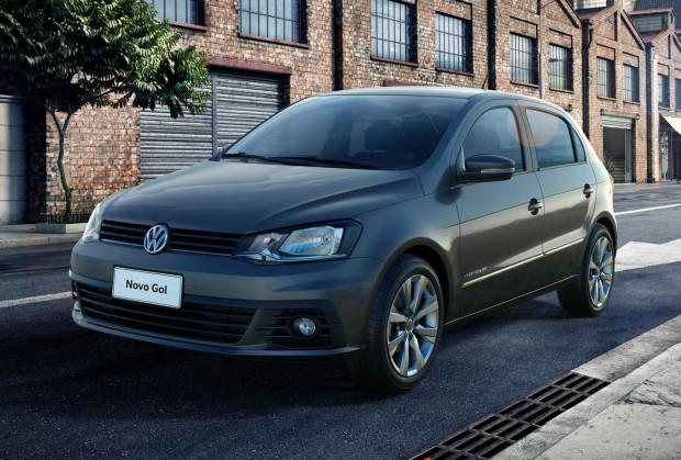 Volkswagen Gol 2017: Simulação de Financiamento