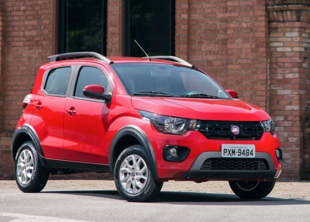 Exclusivo: Conheça os preços oficiais do Fiat Mobi 2017 em primeira mão