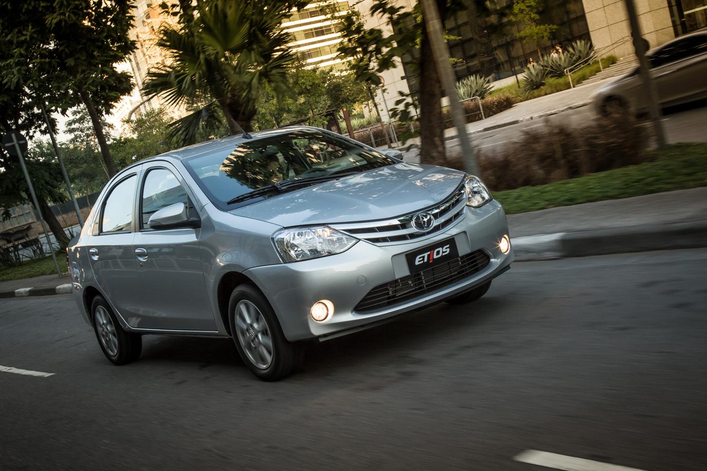 Toyota Etios 2017: Preço e Financiamento