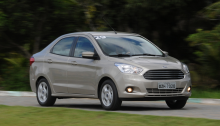 Ford Ka 2017: Preço e Financiamento